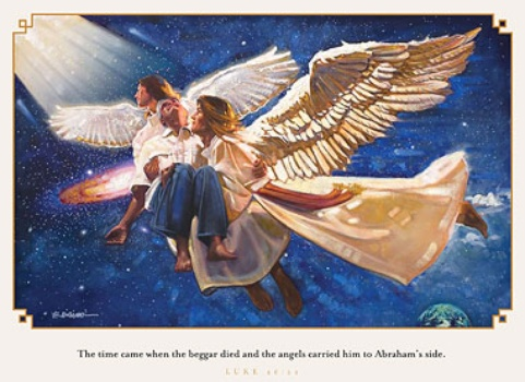 Can we or should we talk to loved ones in Heaven? - Blog