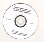 Sanctity of Life Message DVD