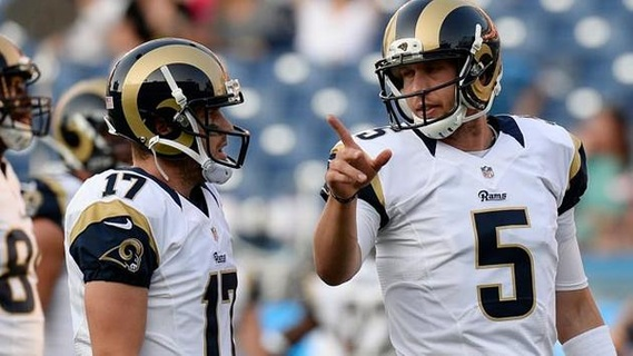 Nick Foles And Case Keenum Nfl Brothers Who Love Jesus Blog