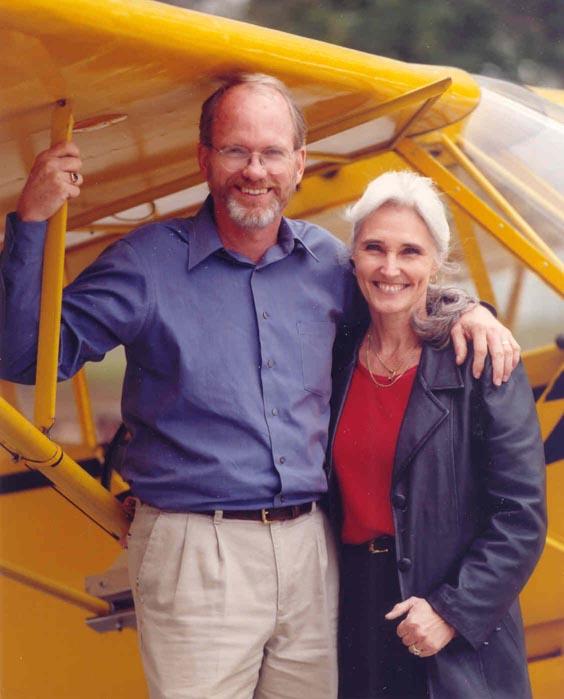 Steve & Ginny Saint