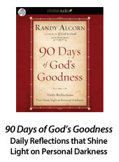 90 Days of God's Goodness audio book