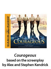Courageous audio book