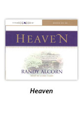 Heaven audio book