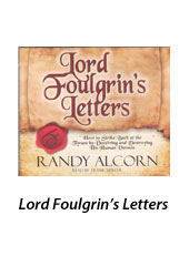 Lord Foulgrin's Letters audio book