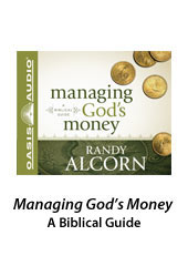 Managing God's Money audio book