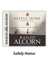 Safely Home audio book