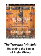 The Treasure Principle audio