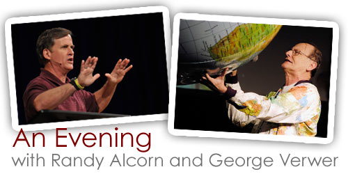 An Evening with Randy Alcorn and George Verwer