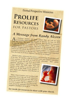 Prolife Pastors' Kit