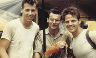 Ed McCully, Pete Fleming & Jim Elliot