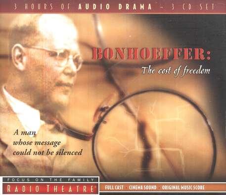 Bonhoeffer: The Cost of Freedom