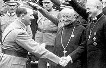 Hitler and church leaders