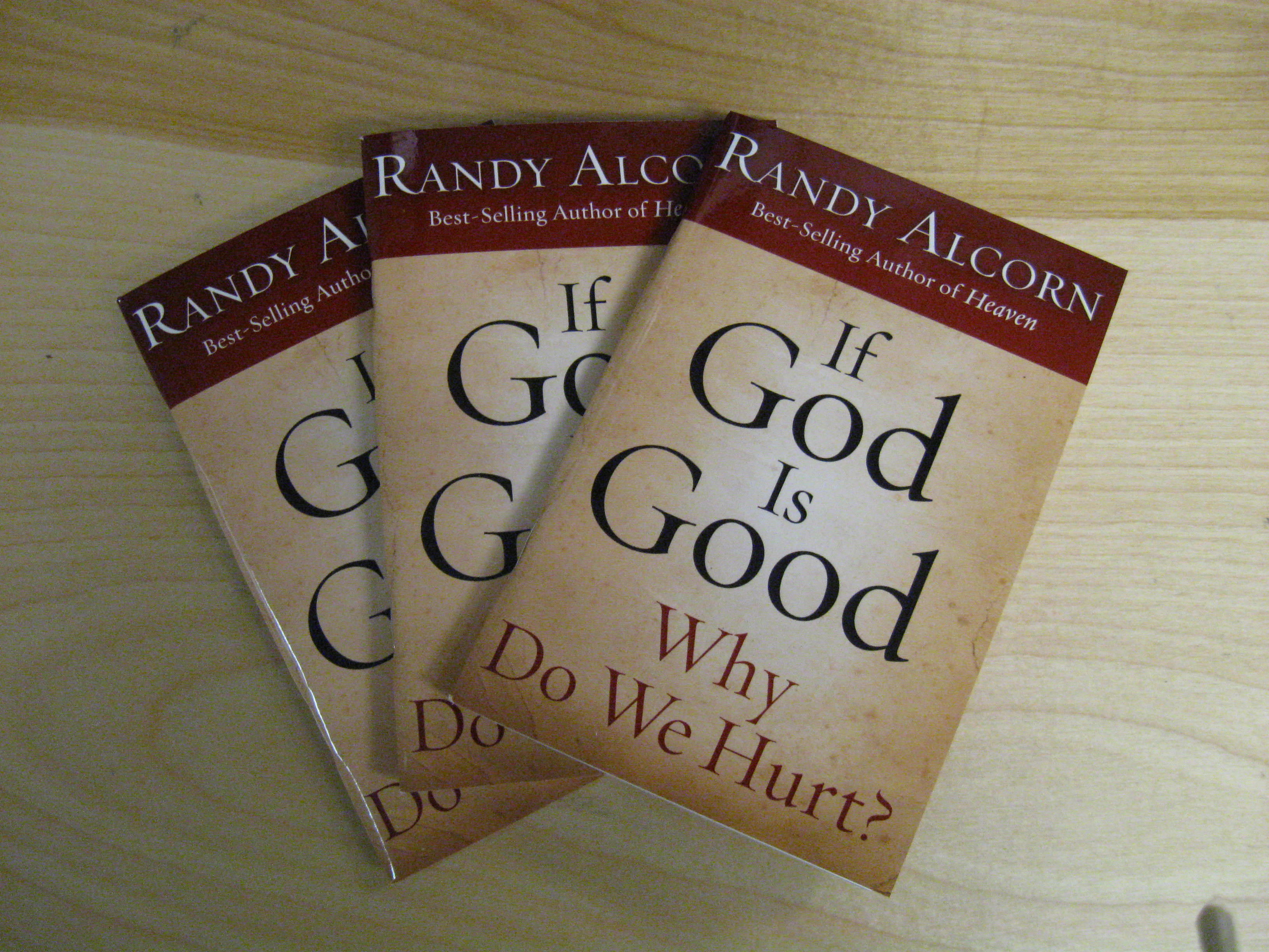 If God Is Good booklets