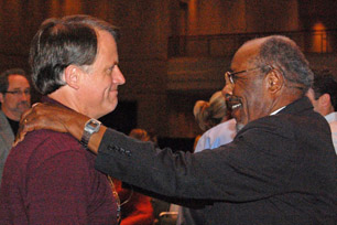 Randy Alcorn and John Perkins