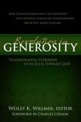 Revolution in Generosity