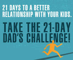 21 Day Dad's Challenge