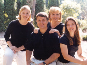 The Alcorn family