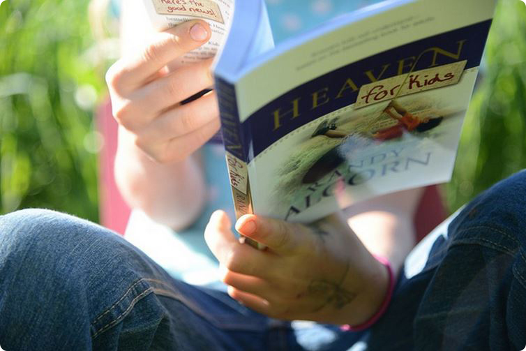 Heaven for Kids / Credit: Ann Voskamp
