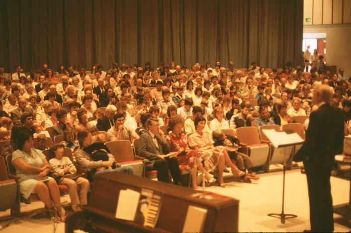 Stu Weber preaching