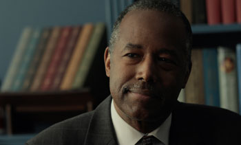Ben Carson in Divided Hearts