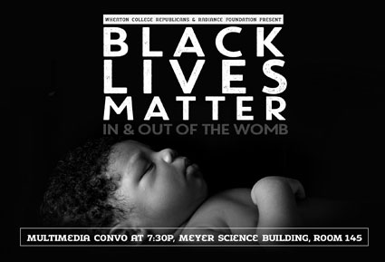 Black Lives Matter In & Out of the Womb