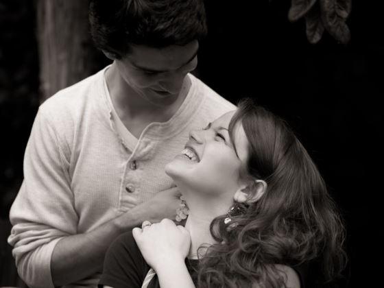 Brett and Ana Harris