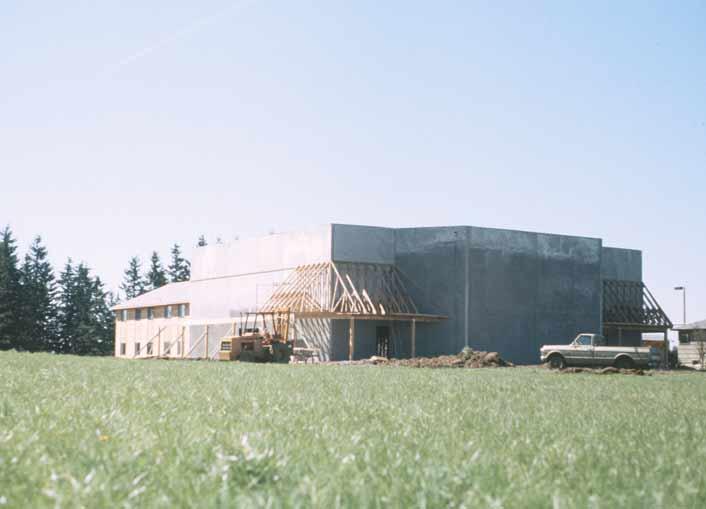 Good Shepherd building
