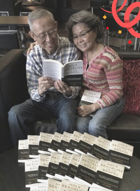 Christopher Yuan's parents
