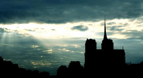 Church, sky