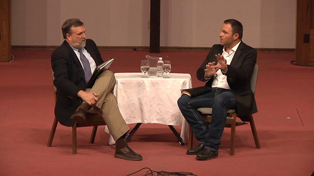 Doug Wilson and Mark Driscoll