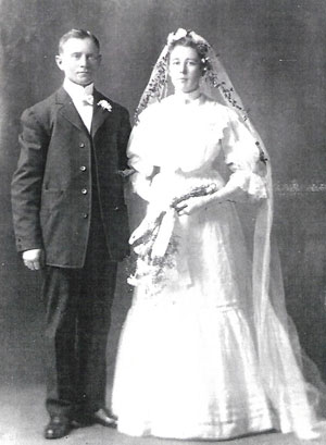 Edwin and Anna Swanson