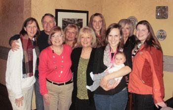 EPM Staff at Christmas 2014