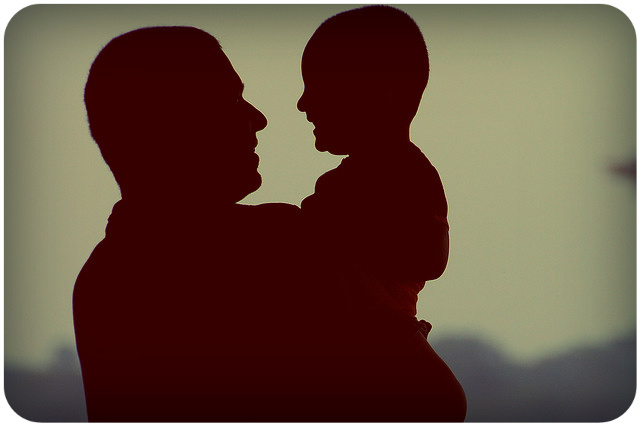 Father and Child / photo credit: absolut xman via photopin cc