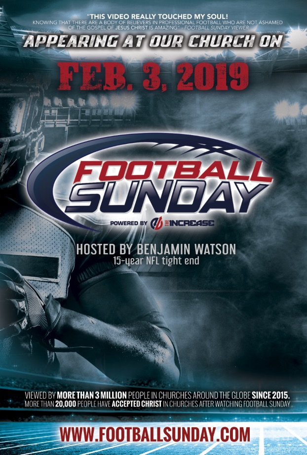 Football Sunday Poster