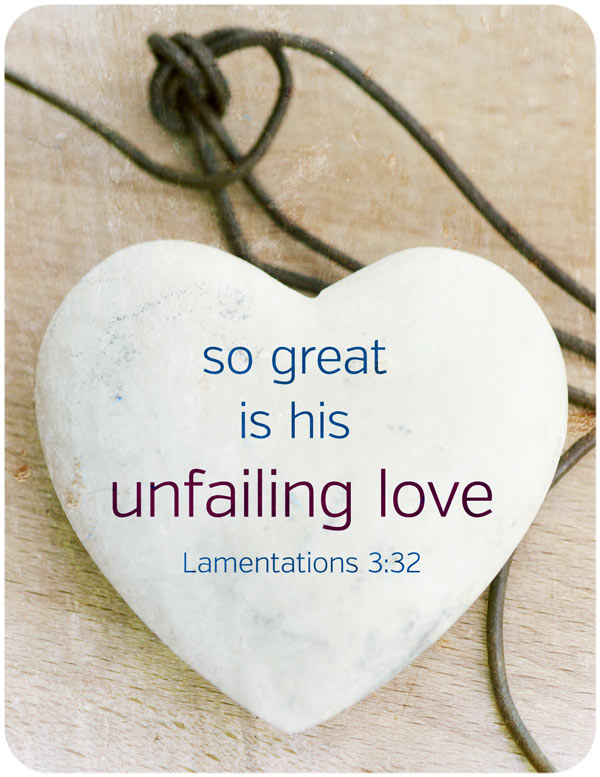 God's unfailing love