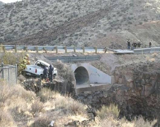 Accident picture 1 / The Protection of God's Guardrails
