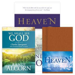 Heaven books