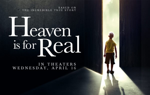 Heaven Is For Real Movie Heaven Is for Real, th...