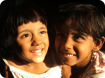 Indian children