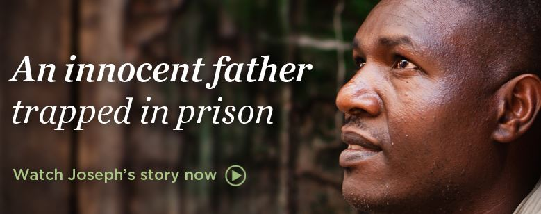 Joseph, an innocent father: a story from the International Justice Mission