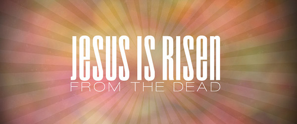 Jesus is risen / photo credit: Fr. Stephen, MSC via photopin cc