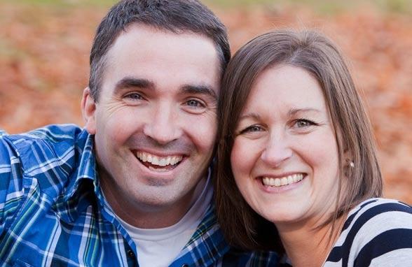 Joel and Amy Woodard