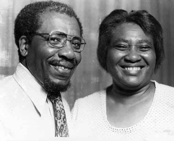 John and Vera Mae Perkins