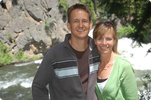 Josh and Kristy Patty