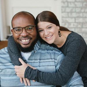 Virgil and Kelsey Brown