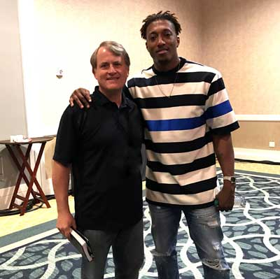 Randy Alcorn and Lecrae