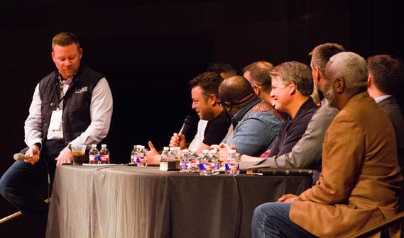 Linger 2017 Conference Panel