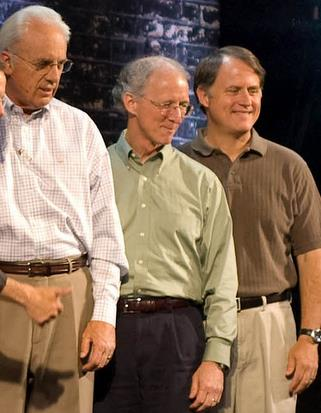 John MacArthur, John Piper and Randy Alcorn