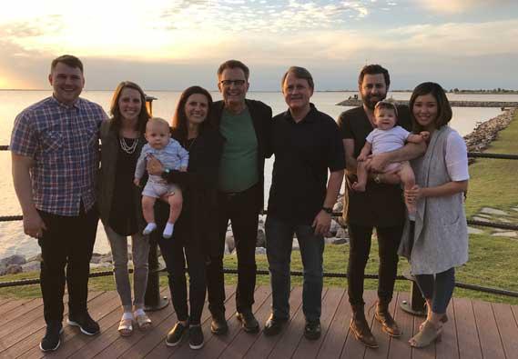 Mart Green family