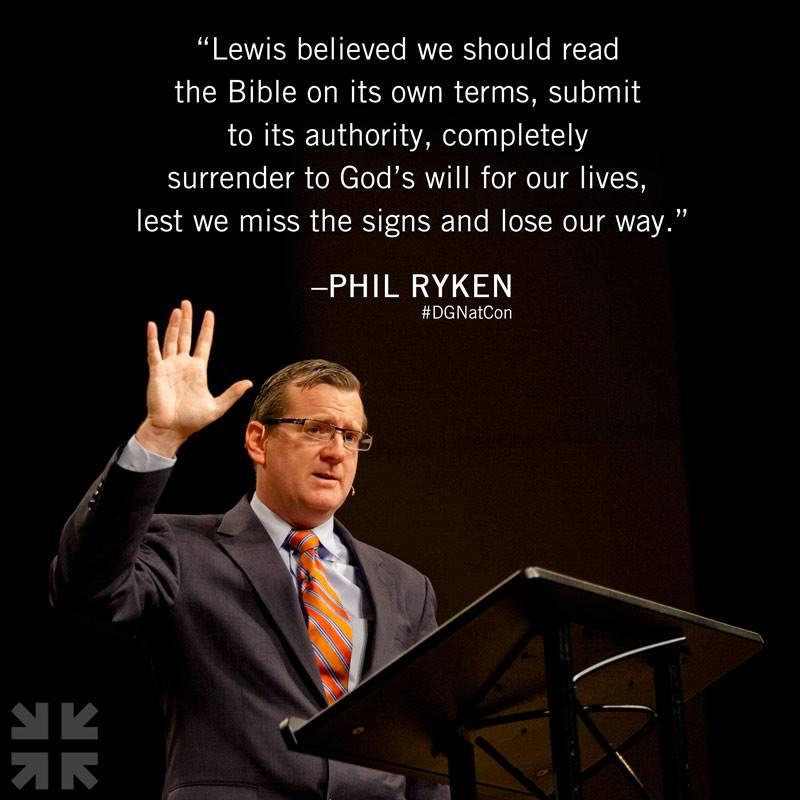 Phil Ryken - Desiring God National Conference